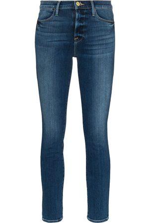 FRAME Women High Waisted - Le High skinny denim jeans