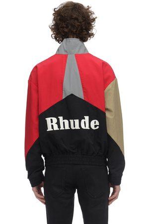Rhude Nylon Flight Jacket