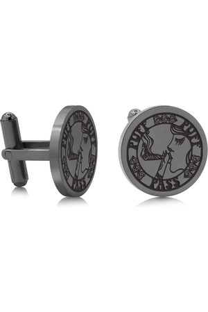SuperJeweler Puff Puff Pass Cufflinks