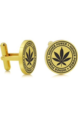 SuperJeweler HIGH-er Power Cufflinks