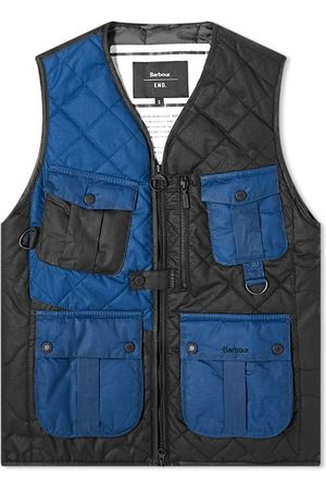 END. X Barbour Re-engineered Fishing Vest