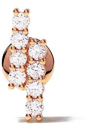 ALINKA Women Studs - 18kt rose RIVIERA diamond stud earring
