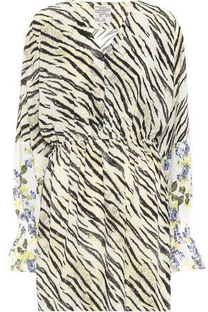 Baum und Pferdgarten Women Printed Dresses - Exclusive to Mytheresa – Ariana tiger-print minidress