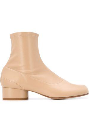 Maison Margiela Tabi 35mm ankle boot - Neutrals