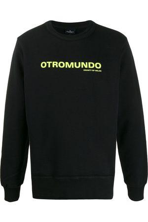 MARCELO BURLON Otromundo square sweatshirt