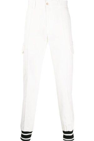 Dolce & Gabbana Contrast cuff cargo trousers