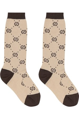 Gucci GG cotton-blend socks