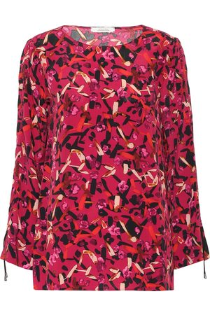 Dorothee Schumacher Exclusive to Mytheresa – Printed silk-blend blouse
