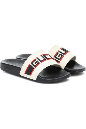 Gucci Logo slides