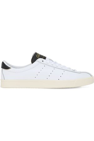adidas Lacombe Leather Sneakers