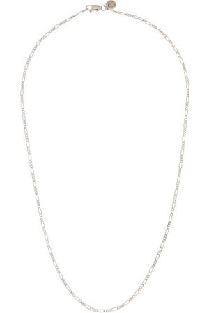 TOM WOOD Figaro Sterling- Necklace - Mens