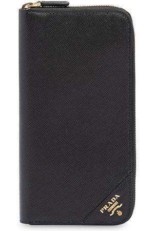 Prada Men Wallets - Saffiano leather wallet