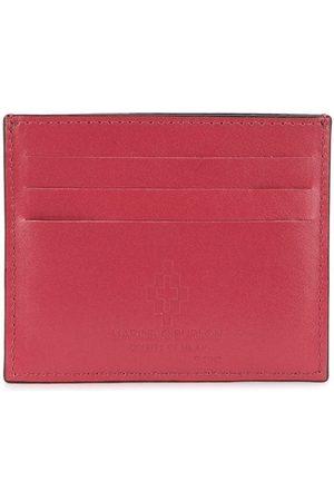 MARCELO BURLON Men Wallets - Wings-print logo cardholder