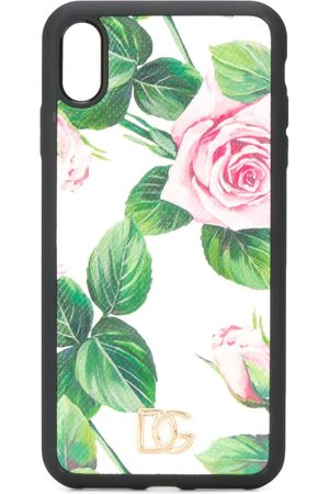 Dolce & Gabbana Roses print iPhone XS Max case