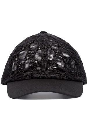 Gucci Tonal GG Supreme logo net cap