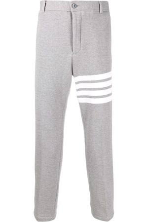 Thom Browne Men Chinos - Loopback chino trousers - Grey