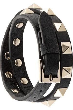 VALENTINO GARAVANI Women Bracelets - Rockstud wrap-around bracelet