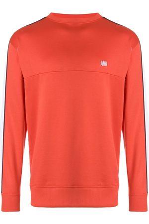 Ami Bicolor crewneck sweatshirt