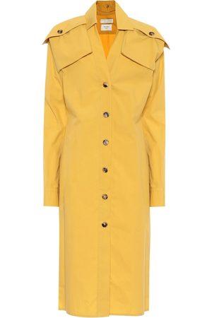 Bottega Veneta Cotton-poplin shirt dress