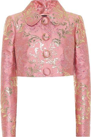 Dolce & Gabbana Brocade lamé jacket