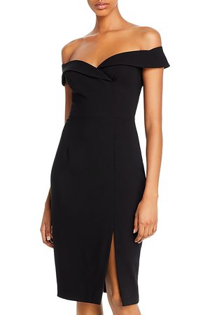Black Halo Women Dresses - Hepburn Sheath Dress - 100% Exclusive