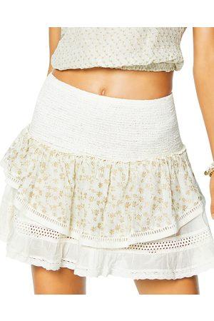 Ramy Brook Embellished Arius Skirt Swim Cover-Up