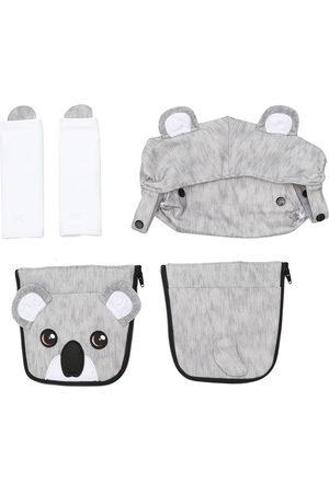 Dolce & Gabbana Koala bag set - Grey