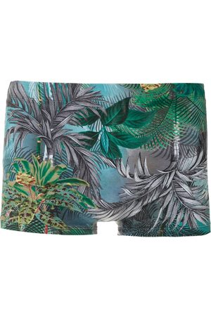 Lygia & Nanny Tijuca printed boxer trunks - Multicolour