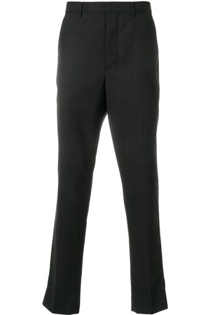 Ami Carrot Fit Trousers - Grey