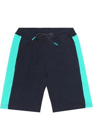 Il gufo Cotton-jersey shorts