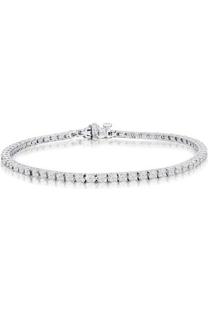 SuperJeweler 8.5 Inch 14K 3 2/3 Carat Diamond Men's Tennis Bracelet
