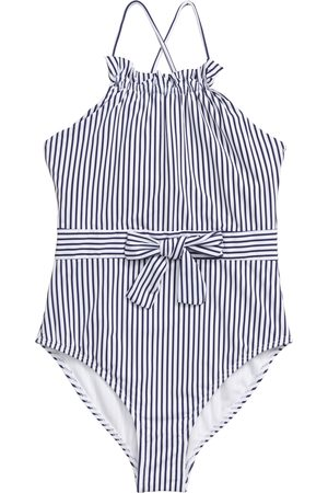 HABITUAL Girl's One-Piece Swimsuit