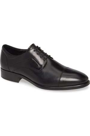 Ecco Men's City Tray Cap Toe Derby