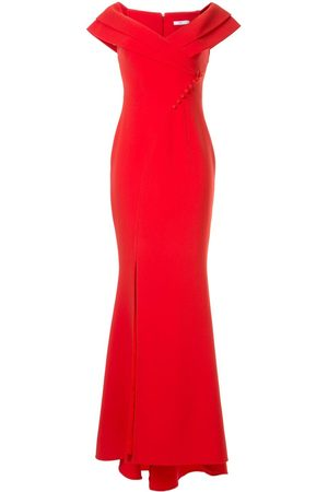 Safiyaa Women Strapless Dresses - Madison off-the-shoulder gown