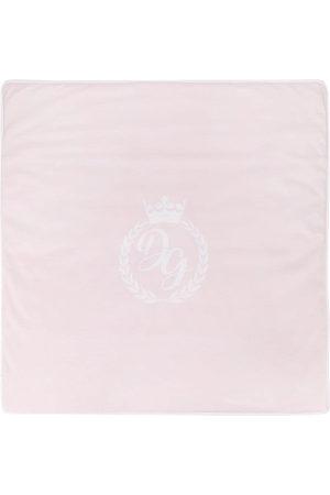 Dolce & Gabbana Logo print blanket