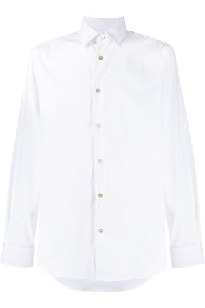 Paul Smith Long-sleeve fitted shirt