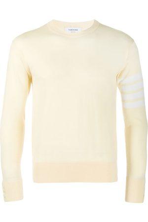Thom Browne Men Sweatshirts - Crew neck merino jumper