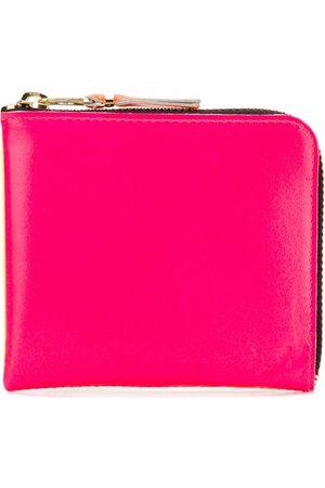 Comme des Garçons Wallets - Small zip around wallet