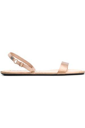Alexander Wang Satin sandals - Neutrals