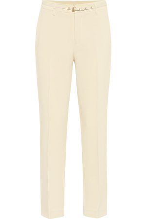 RED Valentino Crêpe cigarette pants