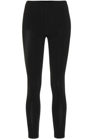 Alaïa Stretch-knit skinny pants