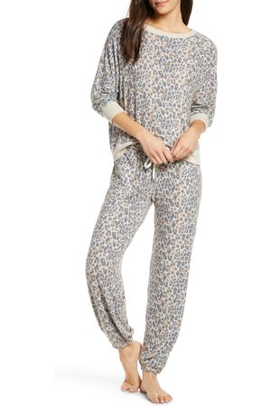 Honeydew Women's Star Seeker Brushed Jersey Pajamas