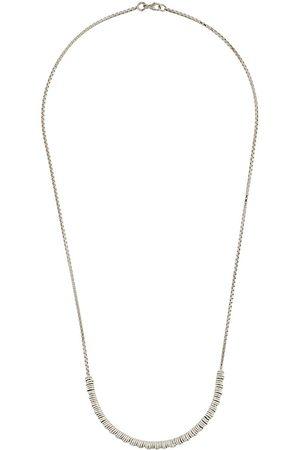 Bottega Veneta Ring detail necklace