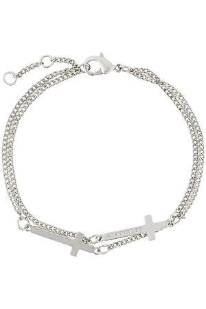 Dsquared2 Cross bracelet - Metallic