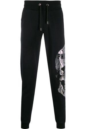 Philipp Plein Skull track trousers