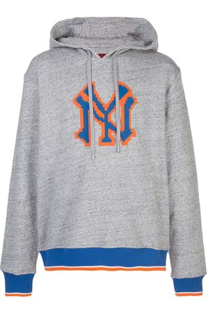 MOSTLY HEARD RARELY SEEN Yorker hoodie - Grey