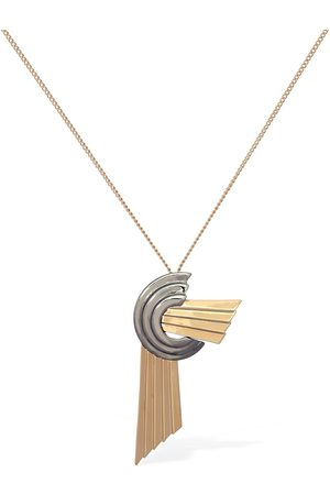 LEDA MADERA Lvr Exclusive Meryl Long Necklace