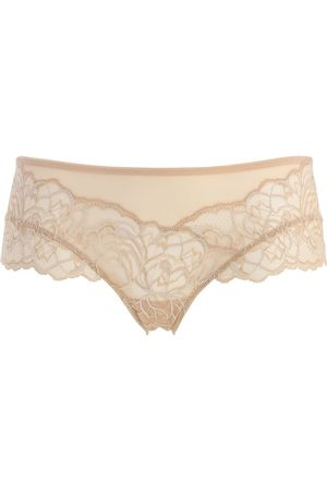 NOELLE WOLF Soul Lace & Silk Hipster Briefs