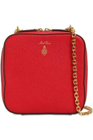 MARK CROSS Rose Grained Leather Bag