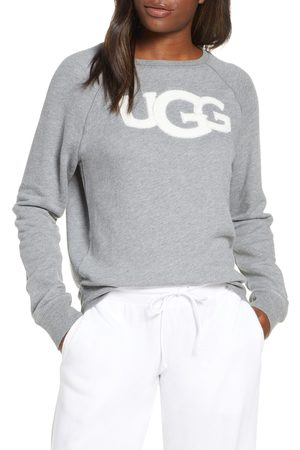 UGG Women's UGG Fuzzy Logo Sweatshirt